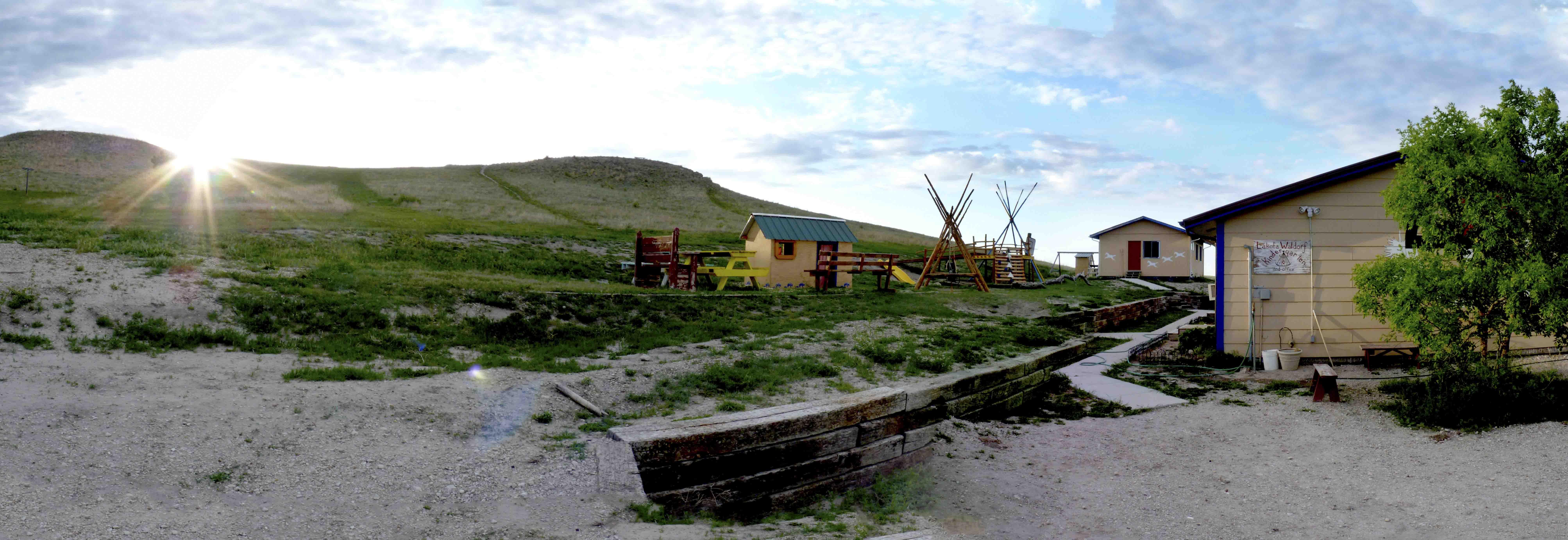 lakota waldorf school  panorama