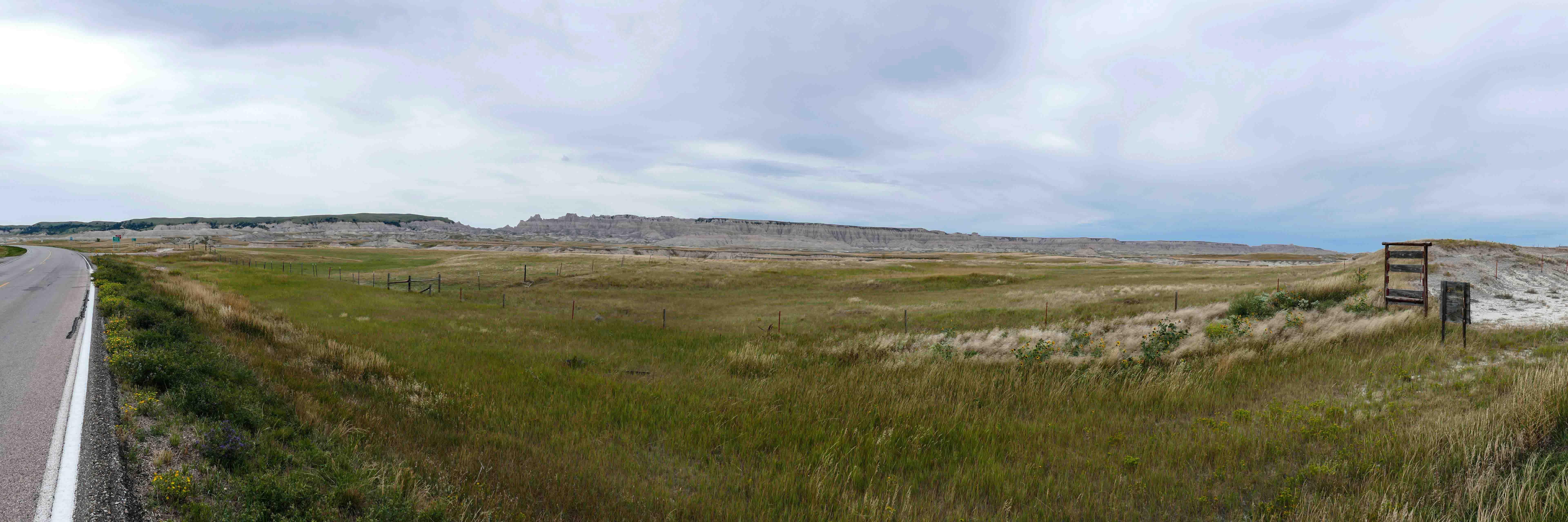 pine ridge panorama